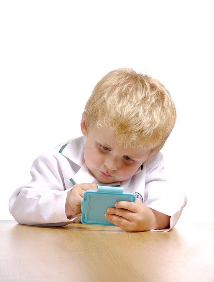 篡改小孩年轻人 免版税库存图片