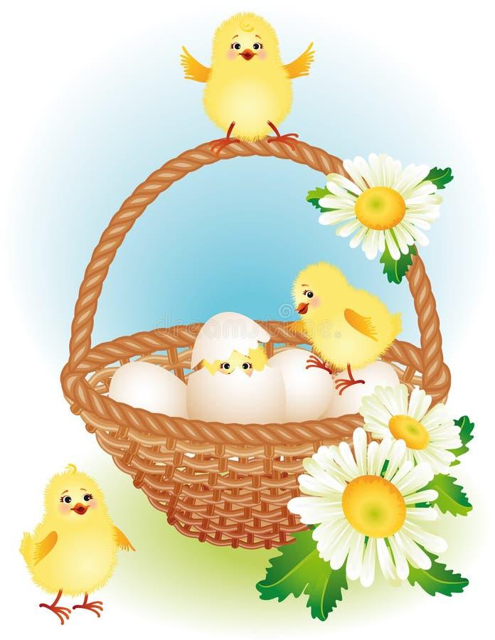 篮子复活节