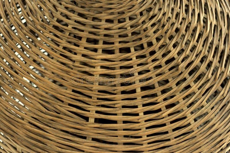篮子编织法 库存照片