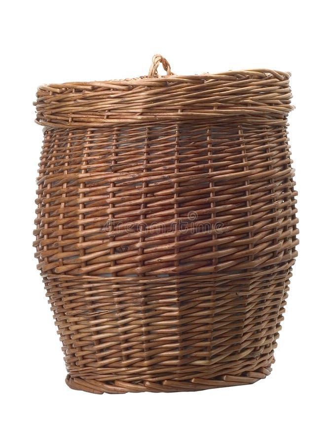 篮子 免版税库存图片