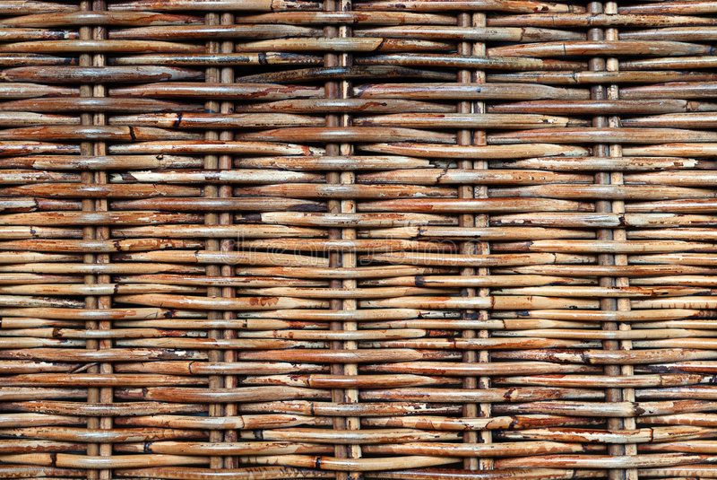 篱笆条木头 免版税库存图片