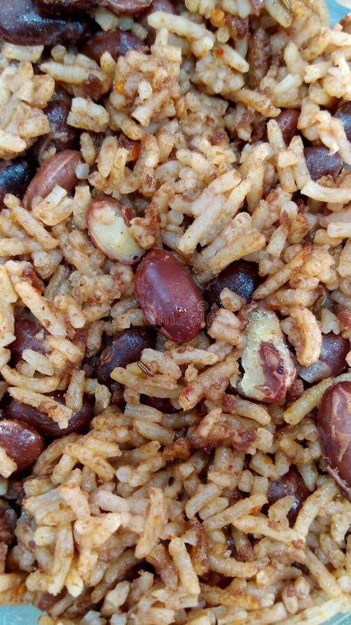 米用扁豆 库存图片
