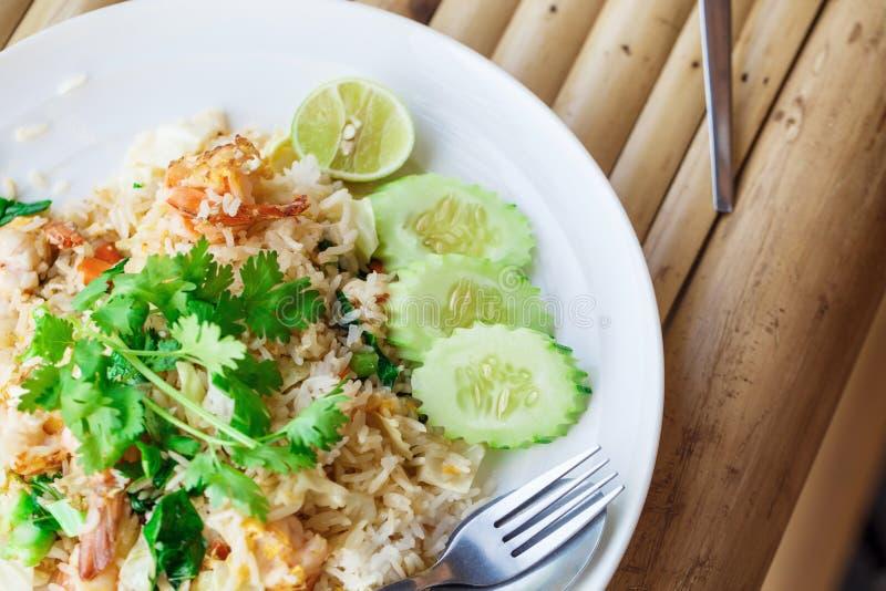 米用海鲜 库存照片