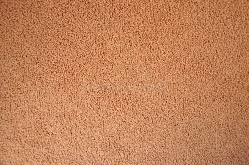 米黄地毯 免版税库存照片