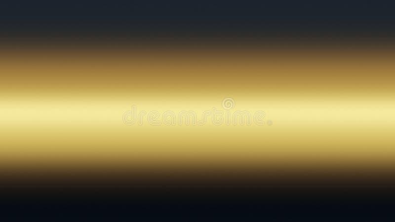 米黄天空梯度背景光,柔和的雾 免版税库存图片