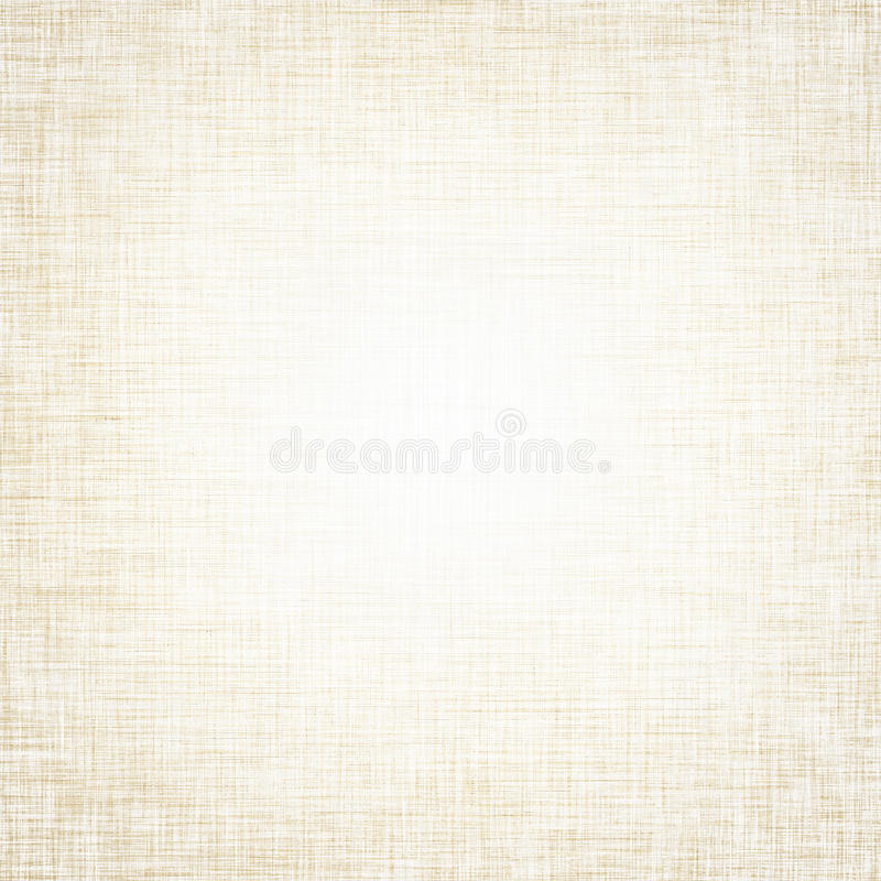 米黄背景模式画布纹理 库存图片