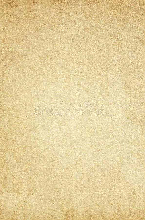 米黄难看的东西背景,纸纹理,老,葡萄酒,减速火箭, des 库存例证