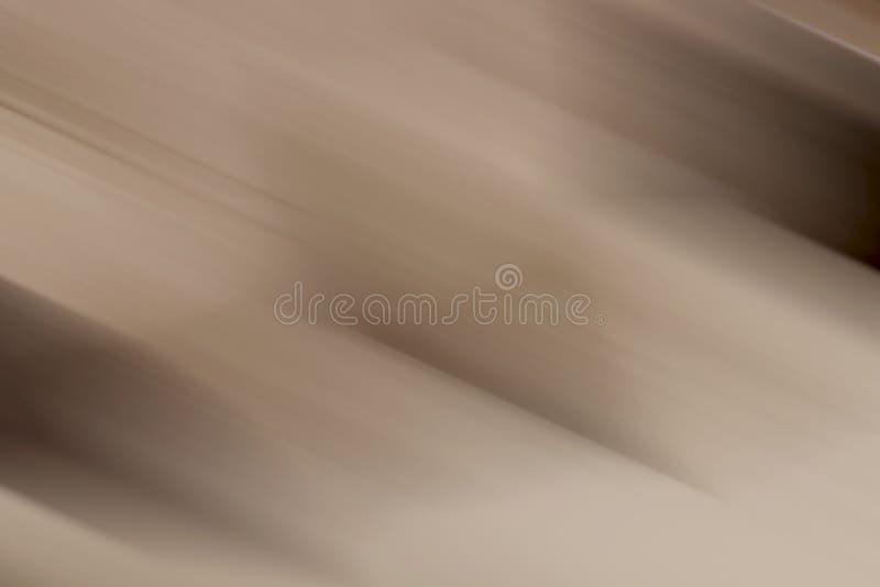 米黄棕色梯度背景迷离 库存图片