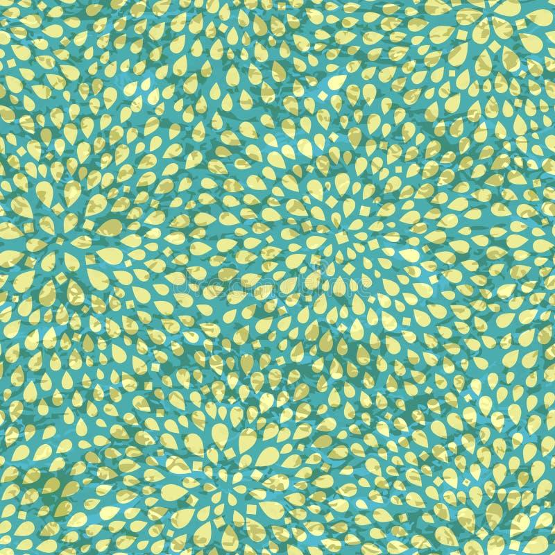 米黄黄色花瓣剪影 免版税库存照片