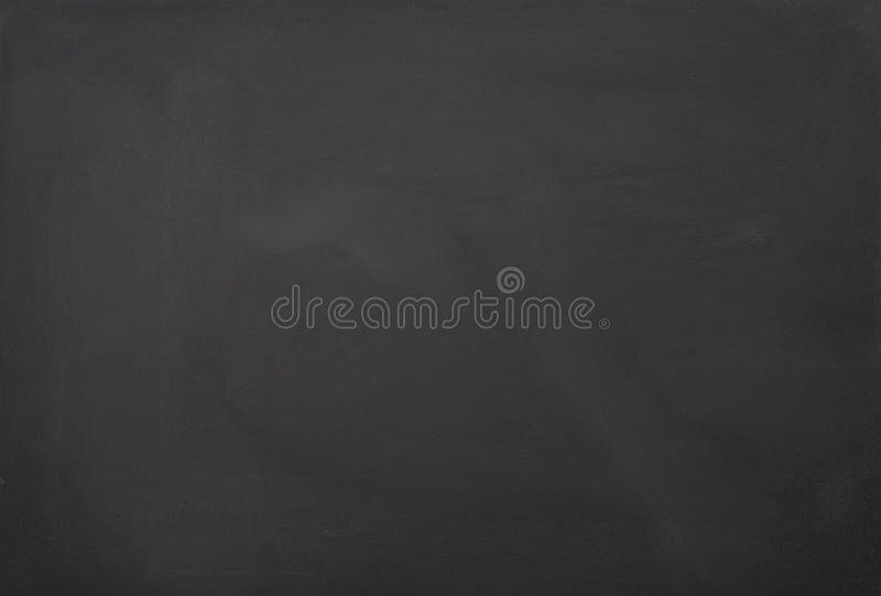 黑粉笔板背景  库存照片
