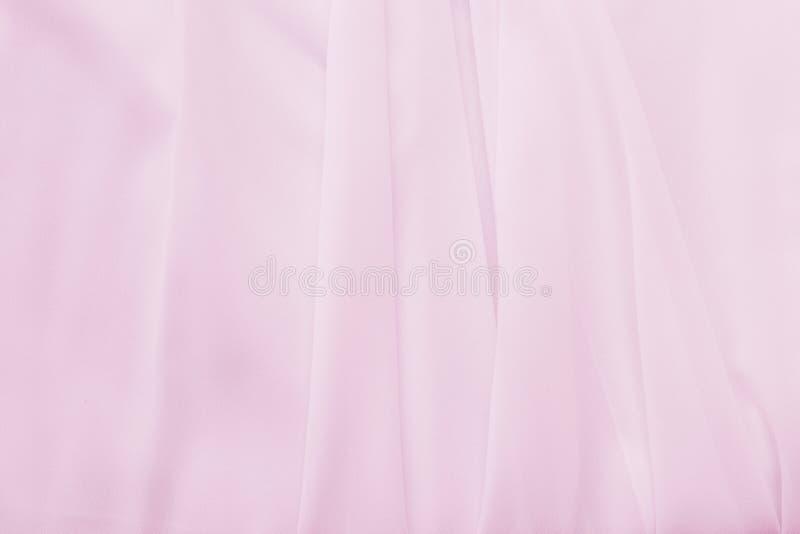 粉红彩笔织品纹理背景 免版税图库摄影