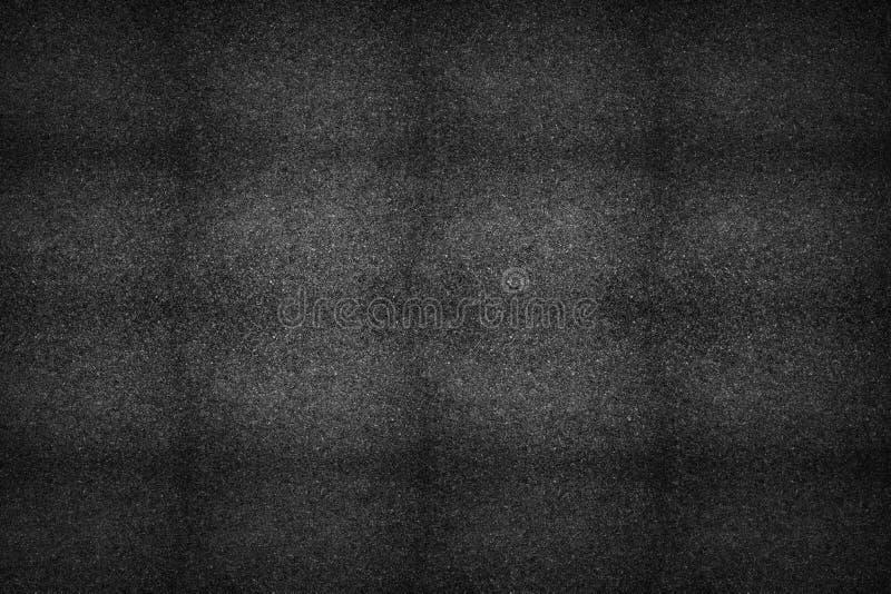 粗砺的沥青背景纹理 库存例证