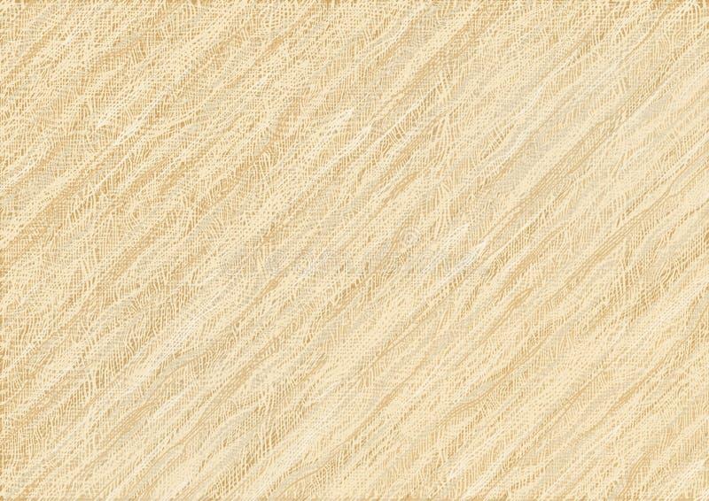 粗糙的织品纹理 库存例证