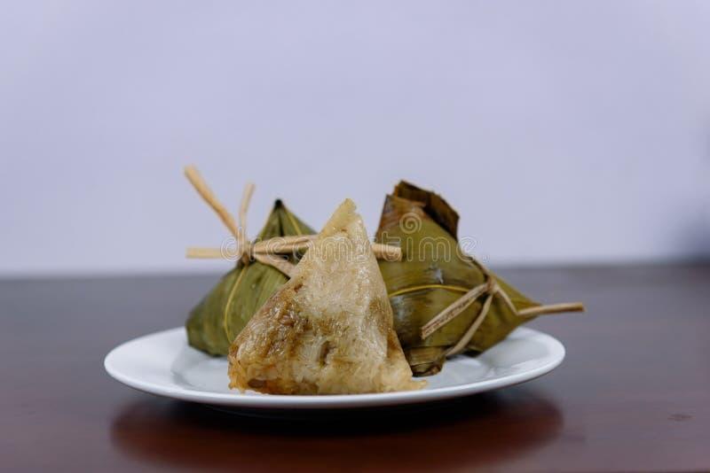 粘性饺子米 库存图片
