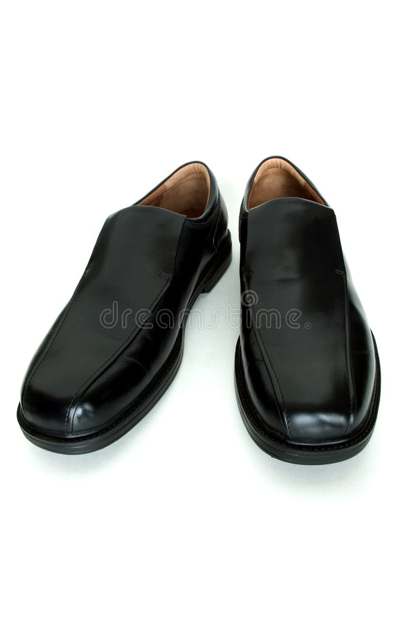 精神鞋子 库存图片