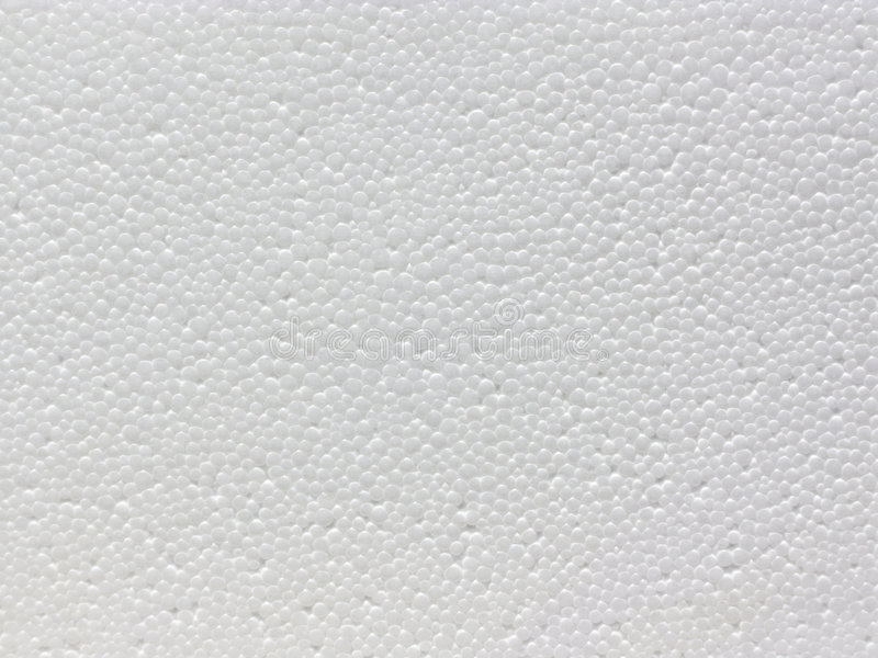 精美泡沫多苯乙烯纹理 库存照片