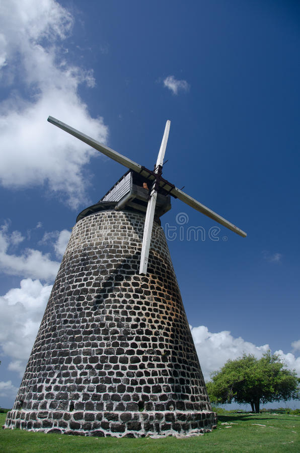 糖厂贝蒂希望种植园- 2 免版税库存图片