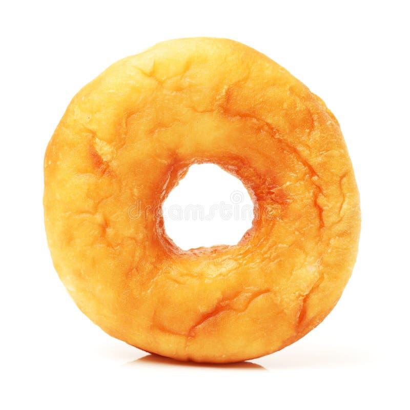 糖圆环多福饼 免版税库存照片