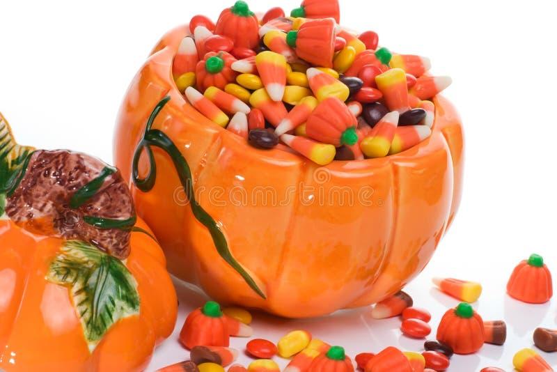 糖果万圣节 免版税库存图片