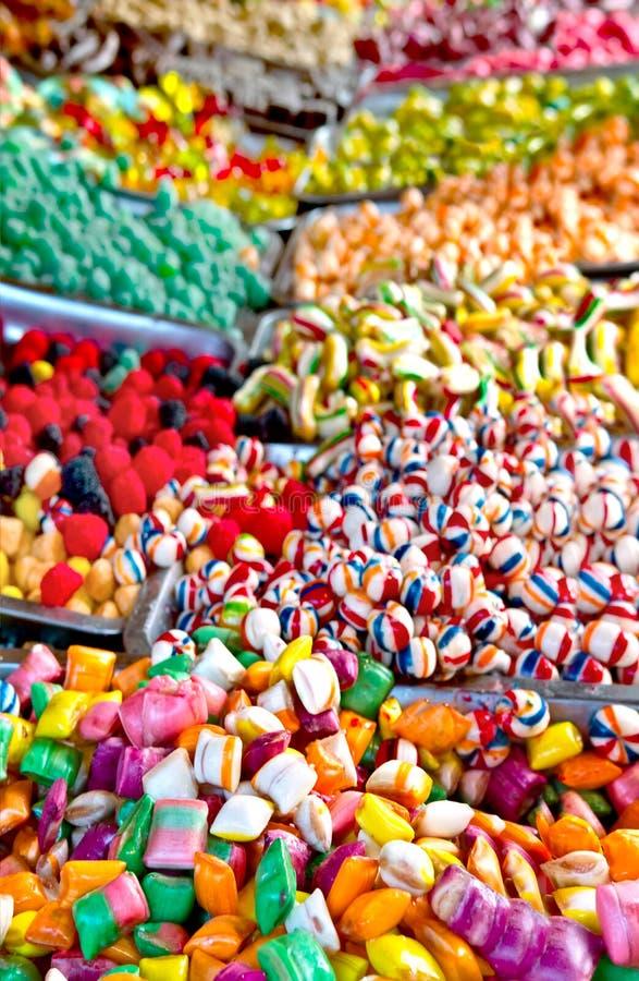 糖果商店 免版税图库摄影