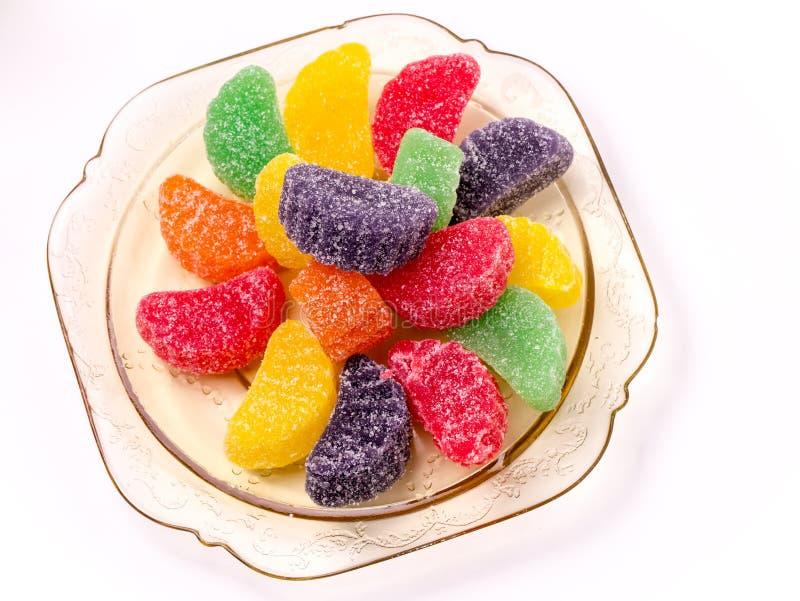 糖果嚼果子 免版税库存图片