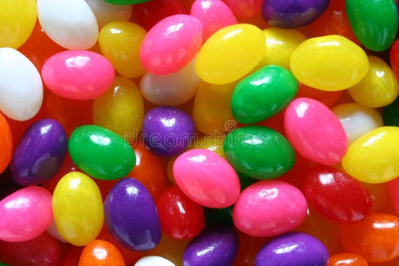 糖果复活节彩蛋 免版税库存照片
