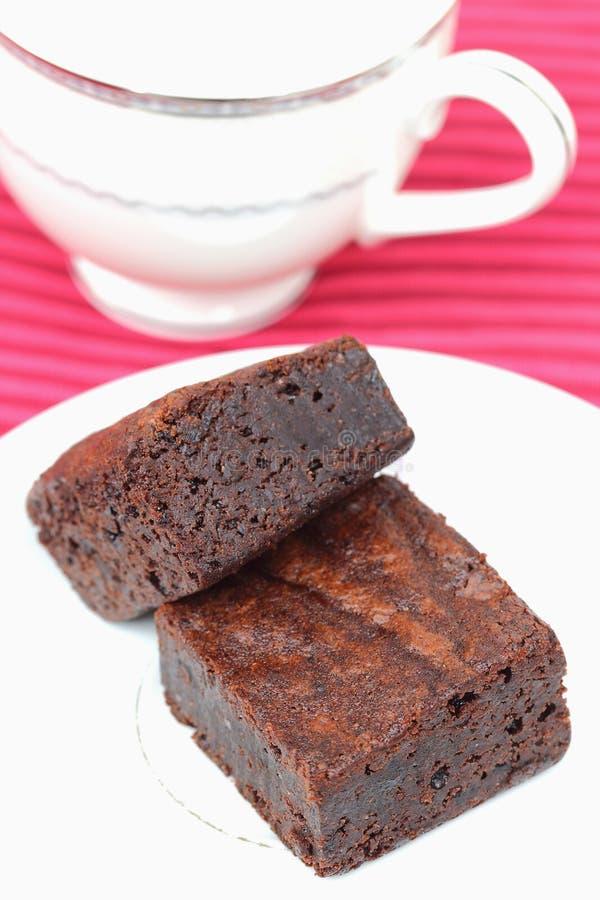 糖果蛋糕果仁巧克力 免版税图库摄影