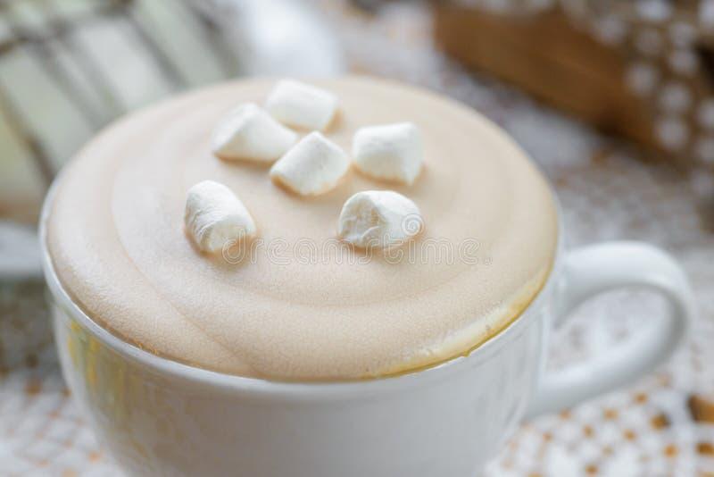 糖渍的咖啡用蛋白软糖 库存照片