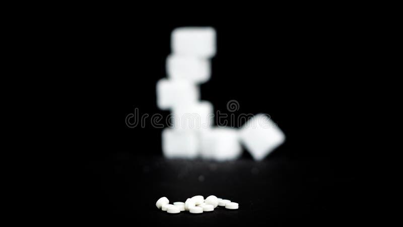 糖精胜利 库存图片