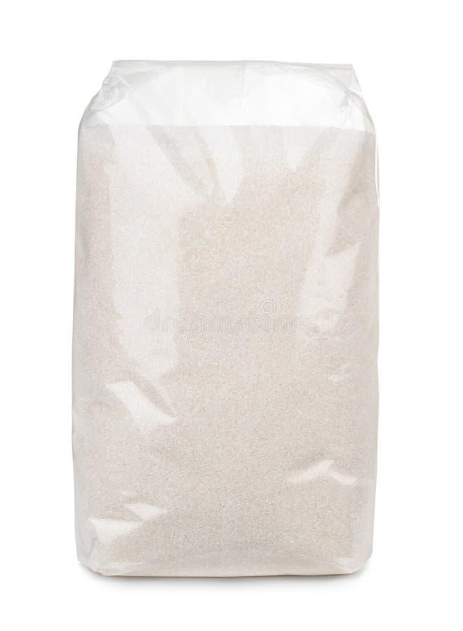 糖袋子 库存图片