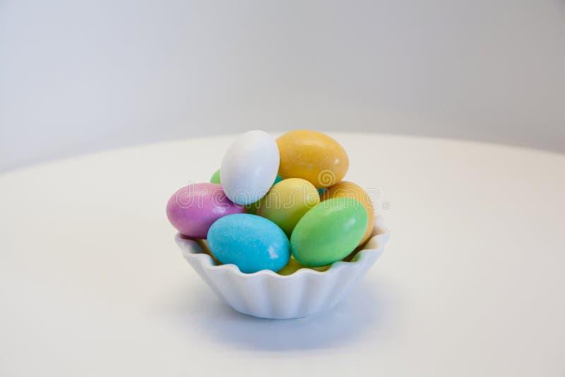 糖鸡蛋 图库摄影