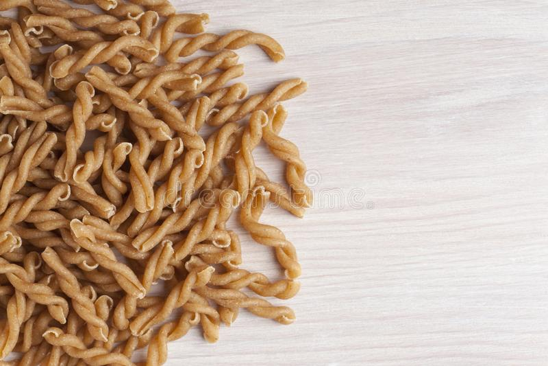 糙米面团 免版税库存图片