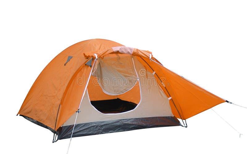 系列帐篷 库存图片