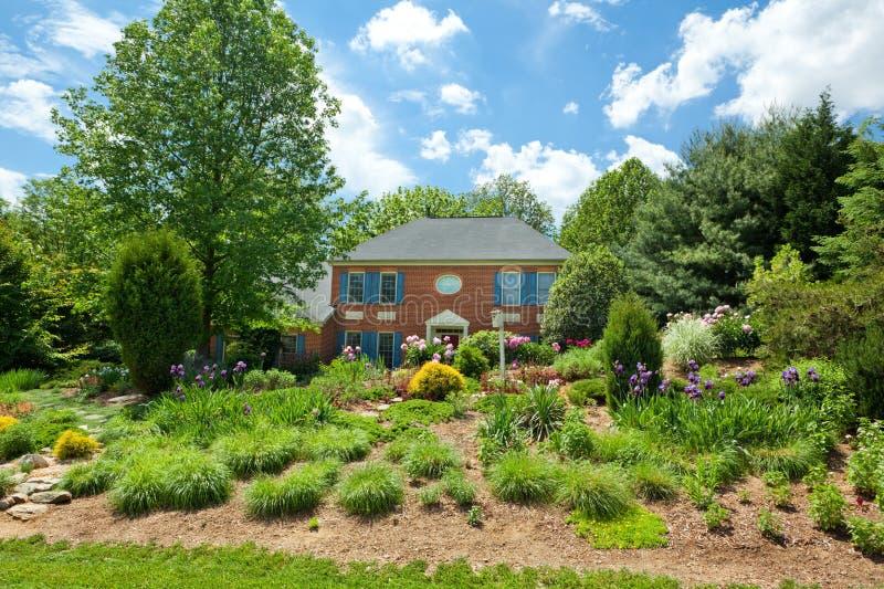 系列花园家房子使唯一环境美化
