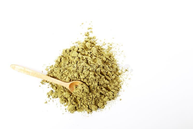 素食主义者体育食物补充 健康惨暴自由生活方式的大麻蛋白质 图库摄影