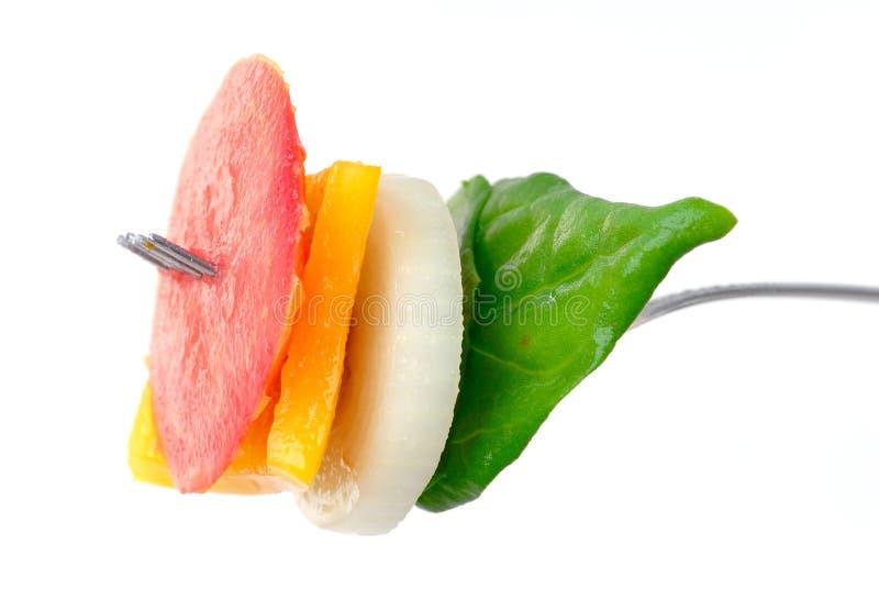 素食主义者 库存图片