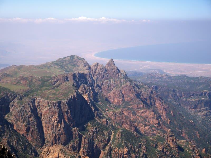 索科特拉岛,也门 库存图片