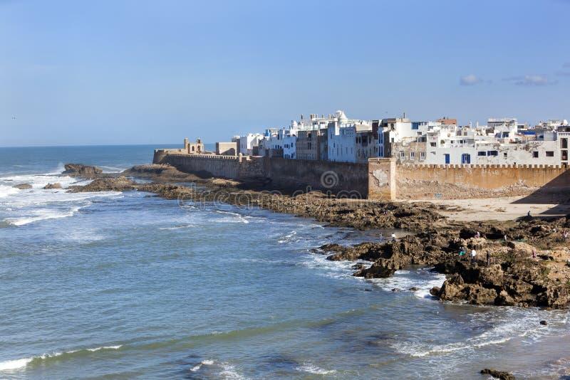 索维拉麦地那在摩洛哥 免版税图库摄影