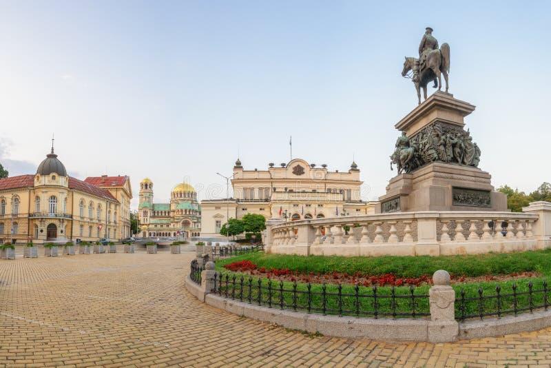 索非亚-保加利亚 库存照片