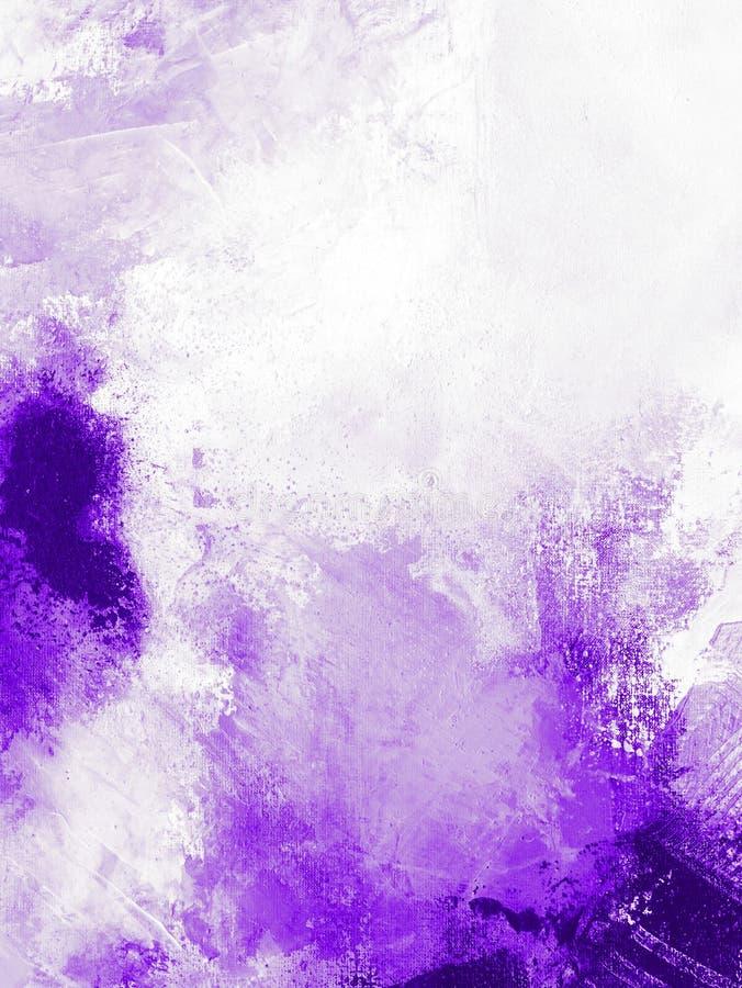 紫外抽象纹理,背景,纹理绘画 库存例证