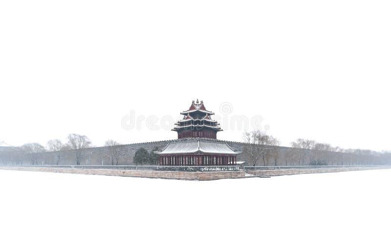 紫禁城 免版税库存照片