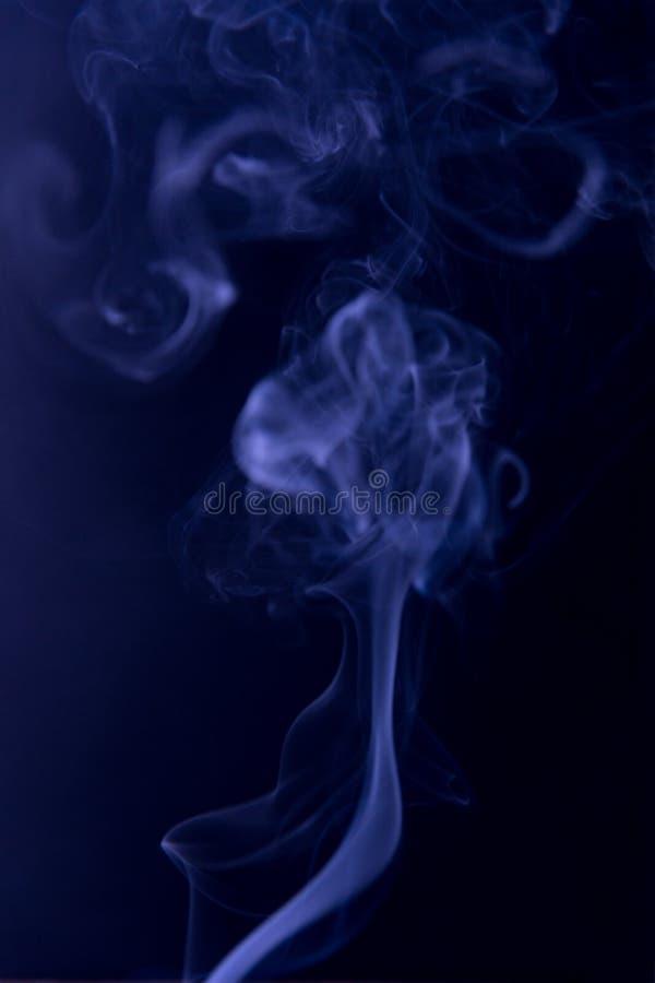 紫罗兰烟俱乐部 库存照片