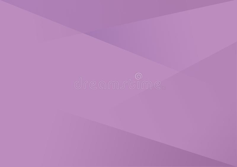 紫罗兰色线性形状背景梯度背景 皇族释放例证
