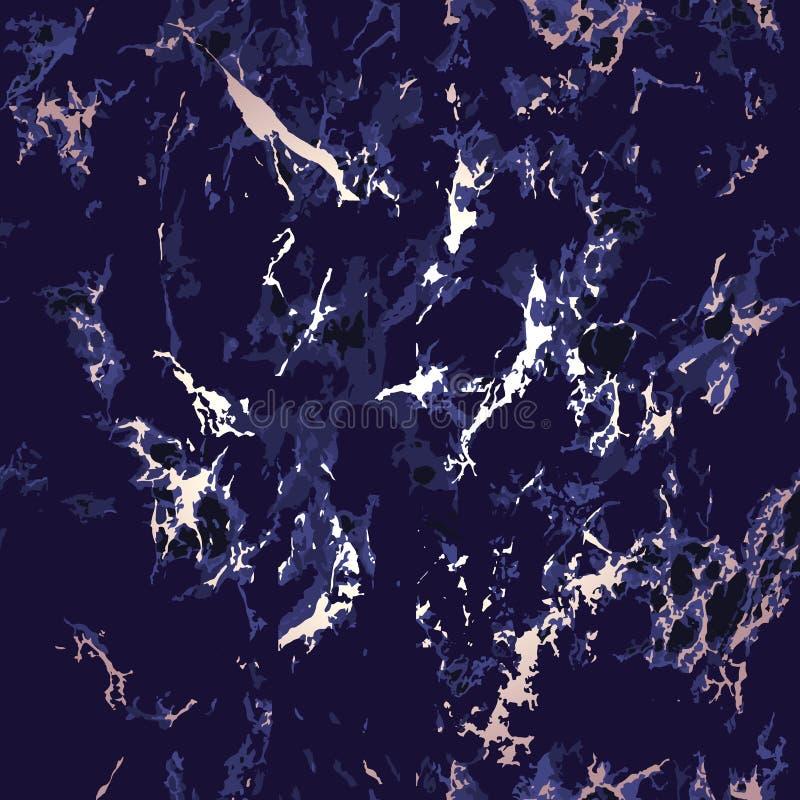 紫色大理石纹理背景 E 向量例证