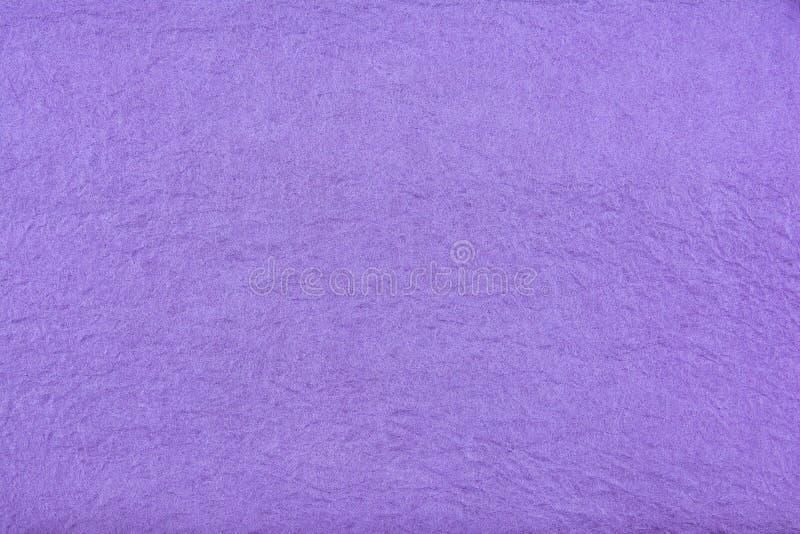 紫色桑树纸纹理背景 老紫色纸背景 紫色纸背景 库存照片