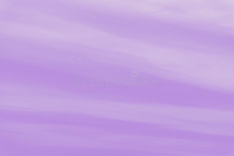 紫色渐变背景,抽象模糊条纹背景 免版税库存照片