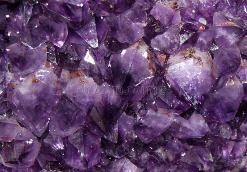 紫色的背景紫色 免版税图库摄影