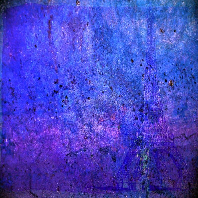 紫色铁锈 库存图片