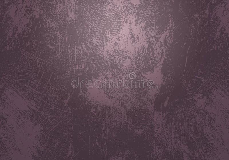 紫色难看的东西背景 皇族释放例证