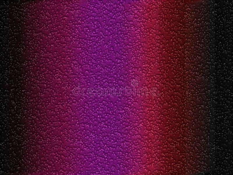 紫色黑暗的泡影背景、图表、抽象背景和纹理 免版税库存照片